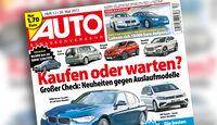 AUTOStraßenverkehr 12 / 2015 Titel