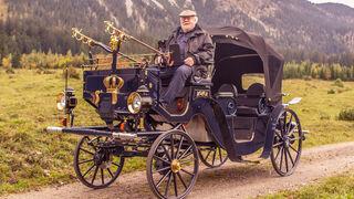 Aaglander Elektrokutsche, Malte Jürgens, Impression