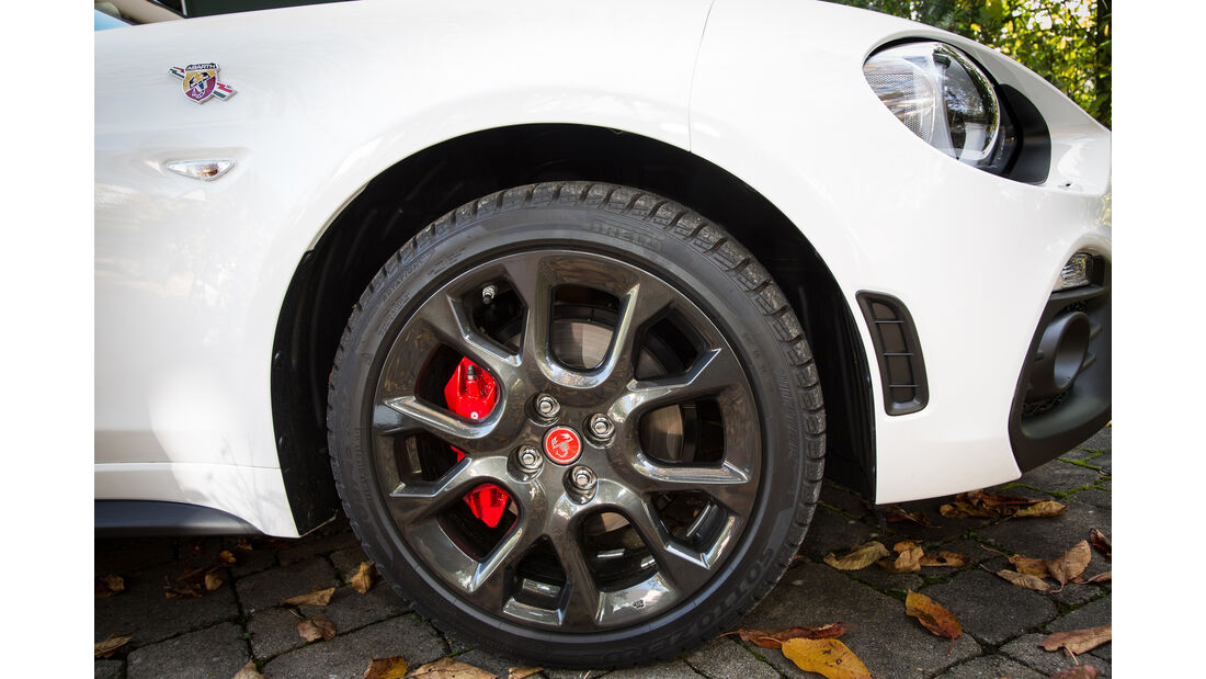 Abart 142 Spider, Fiat Abart Sport Spider, Impression