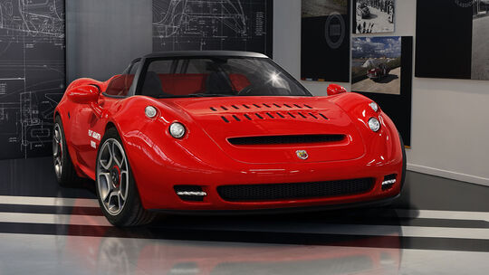 Abarth 1000 SP One of 2021