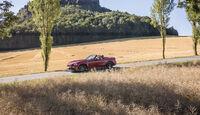 Abarth 124 Spider Turismo, Exterieur
