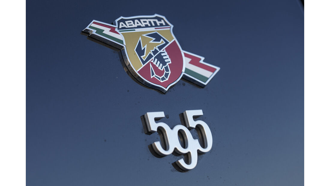 Abarth 595 Competizione, Exterieur