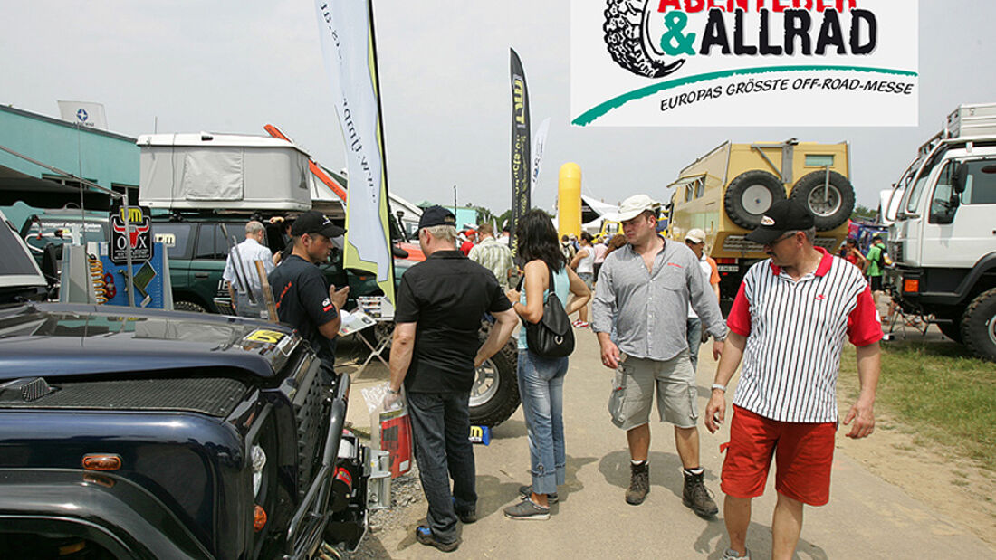 Abenteuer & Allrad 2009