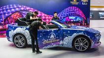Abgefahrene Autos auf der Shanghai Auto Show 2018