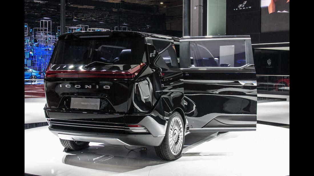 Abgefahrene Autos auf der Shanghai Auto Show 2020