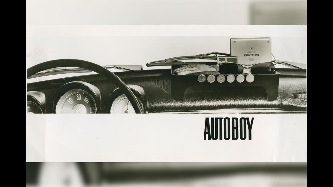 Ablage Amaturenbrett Autoboy