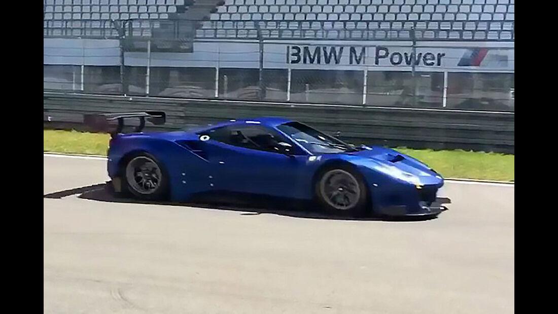 Abramovich Nürburgring Supersportwagen