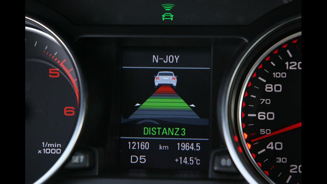 Abstandsregeltempomaten