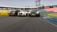 Abt AS 1.4 TFSI, Carlsson Smart Fortwo, Schäfer Mini Cooper CLS