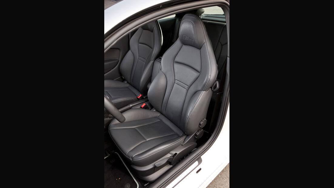 Abt AS 1.4 TFSI, Fahrersitz