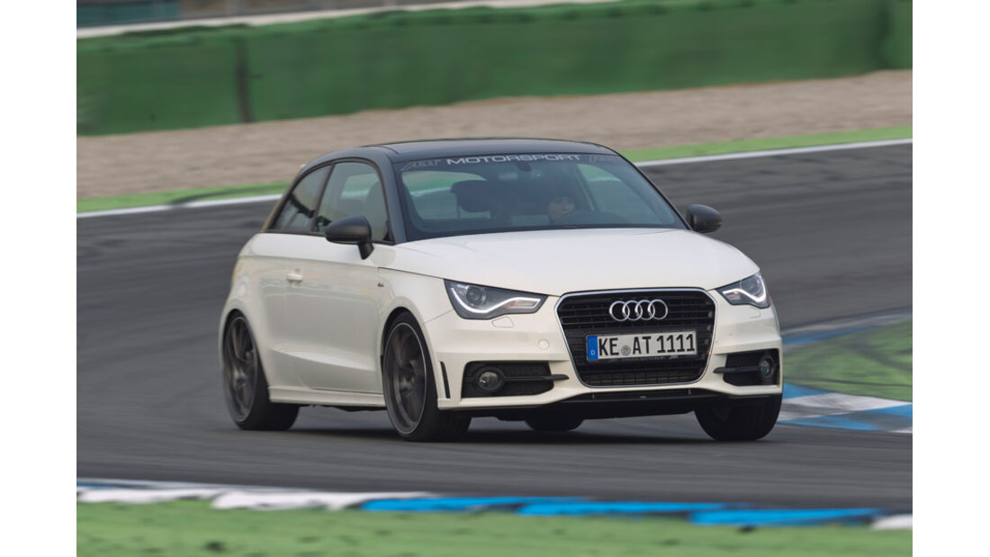 Abt AS 1.4 TFSI, Front