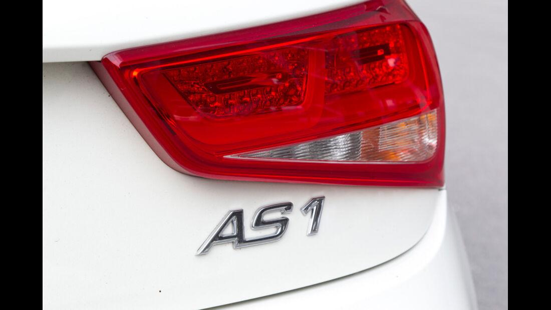 Abt AS 1.4 TFSI, Typenbezeichnung