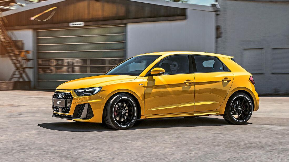 Abt-Audi A1 Sportback