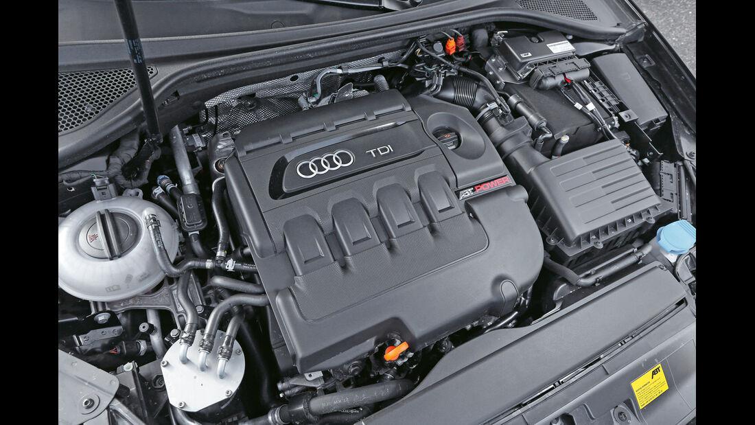 Abt- Audi A3 2.0 TDI, Motor