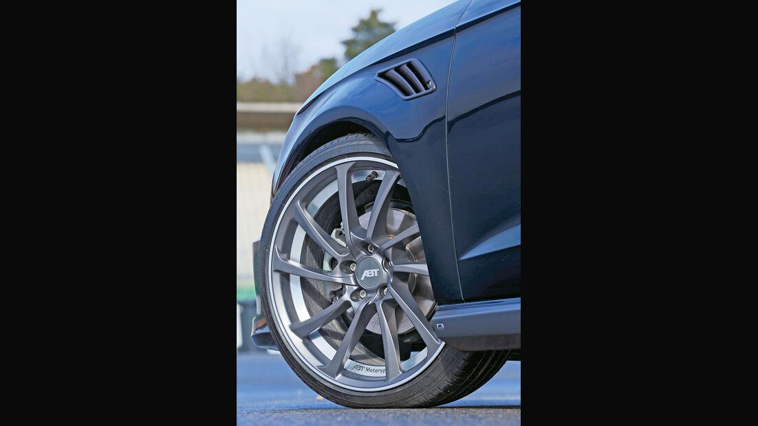Abt- Audi A3 2.0 TDI, Rad, Felge
