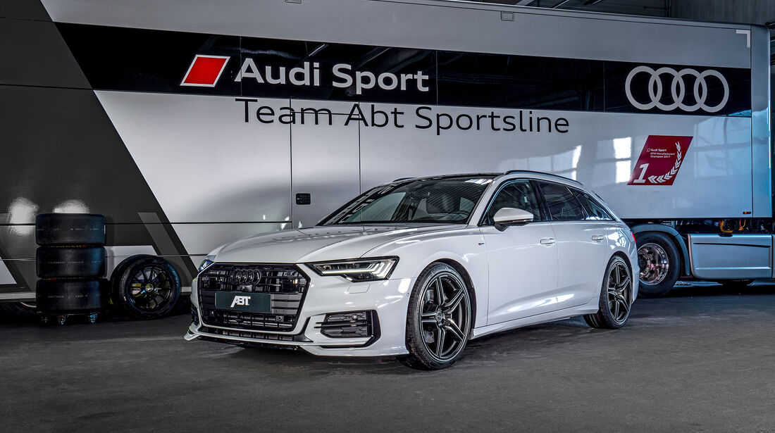 Abt-Audi A6 50 TDI Quattro - Tuning - Diesel - sport auto Award 2019
