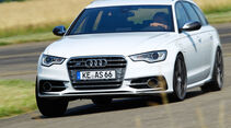 Abt-Audi AS6-R, Frontansicht