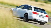 Abt-Audi AS6-R, Heckansicht