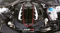 Abt-Audi AS6-R, Motor