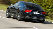 Abt-Audi AS7 Sportback, Heckansicht
