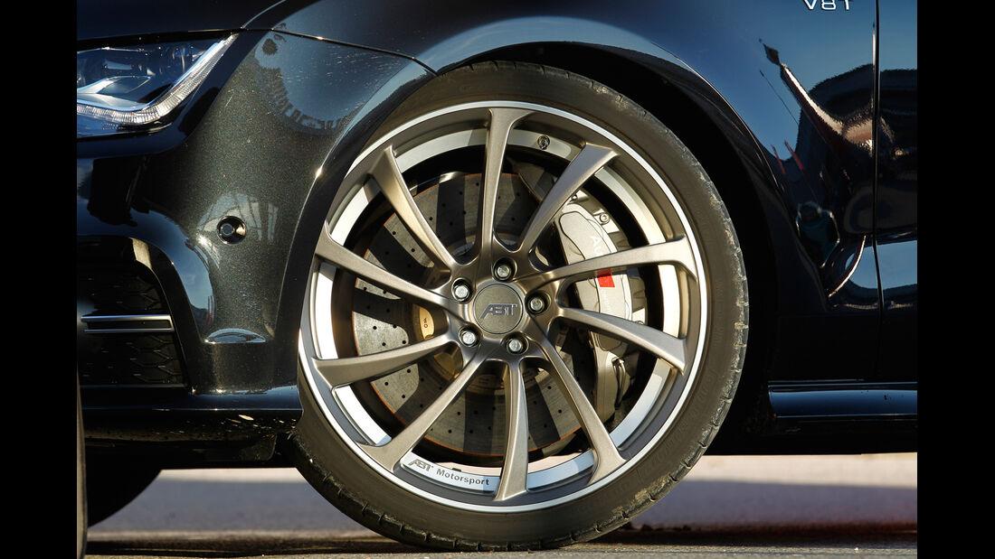 Abt-Audi AS7 Sportback, Rad, Felge
