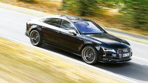 Abt-Audi AS7 Sportback, Seitenansicht