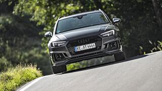 Abt-Audi RS 4-R, Einzeltest, spa0119