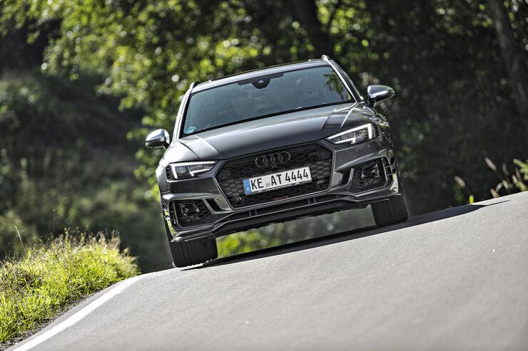 Abt Audi Rs 4 R Im Test Auto Motor Und Sport