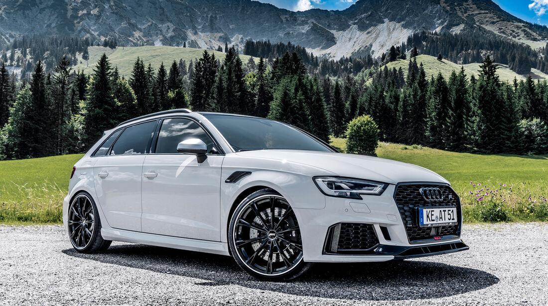 Abt-Audi RS3 Sportback - Tuning - Kompaktwagen - sport auto Award 2019
