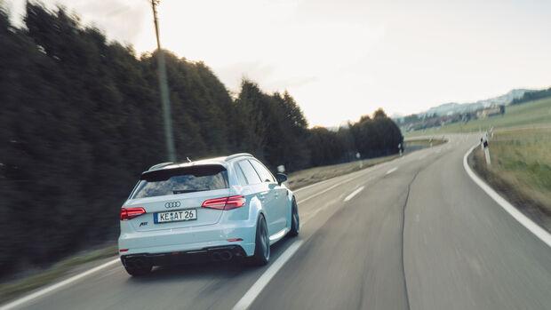 Abt-Audi RS3 - Tuning - Kompaktsportwagen