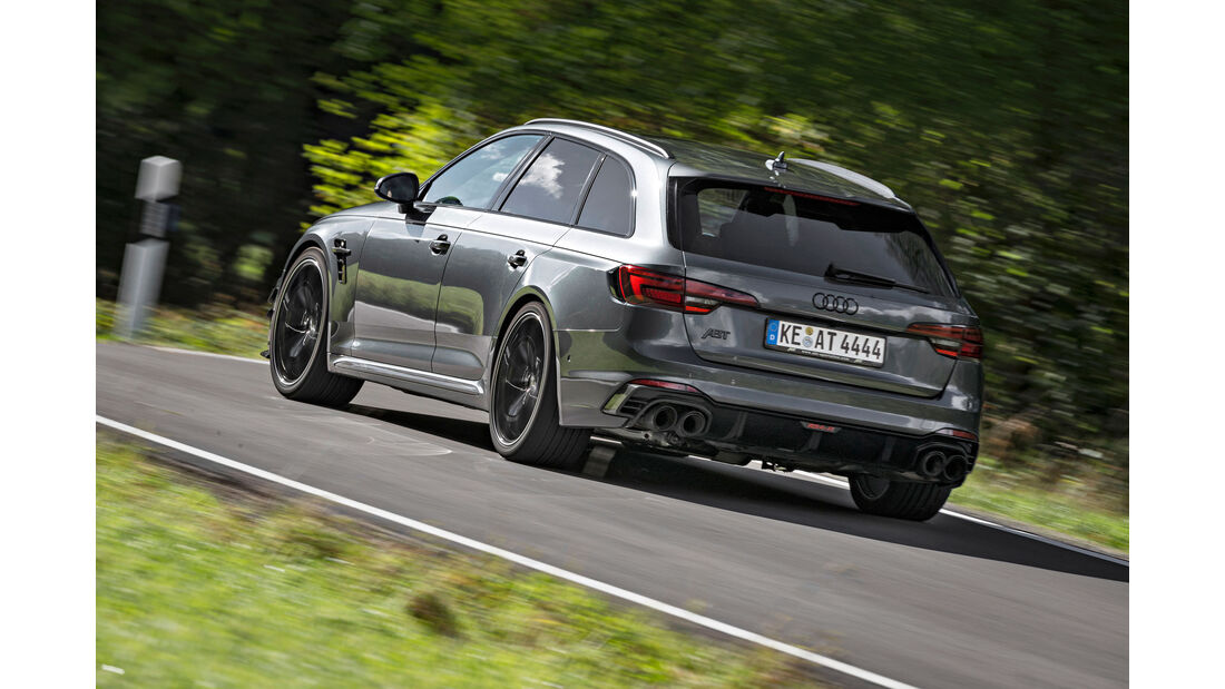 Abt-Audi RS4 R - Tuning - sport auto 1/2019