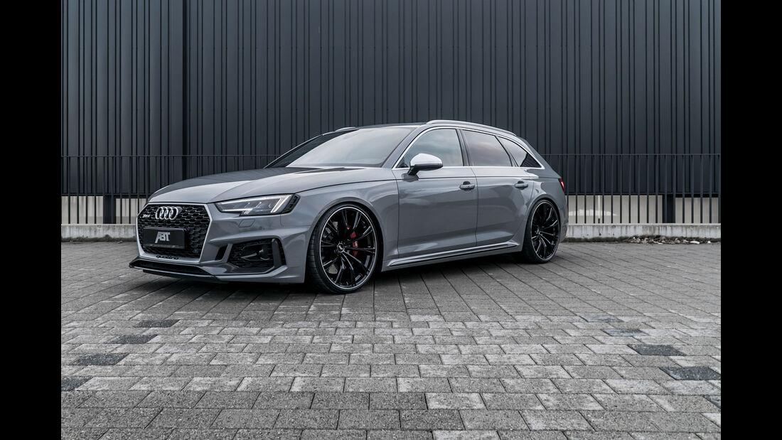 Abt-Audi RS4 - Tuning - Sport-Kombi