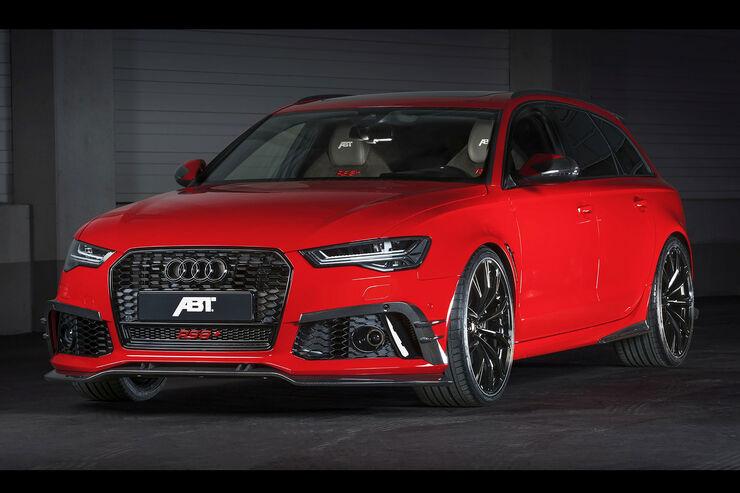 Abt Audi RS6 + Avant