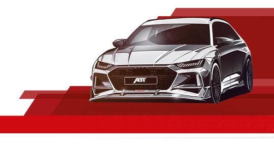 Abt Audi RS6-R 2020