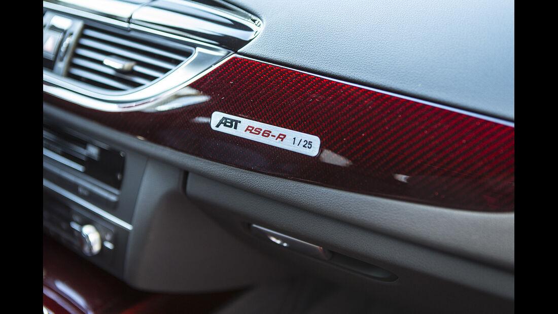Abt,Audi,RS6 R,Armaturentafel