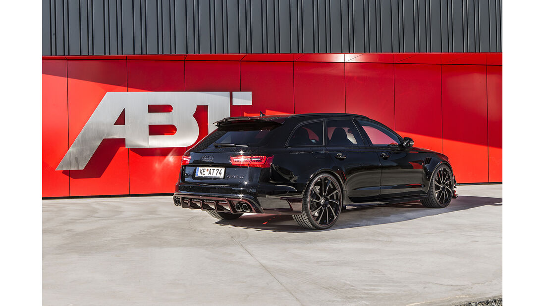 Abt,Audi,RS6 R,Heck