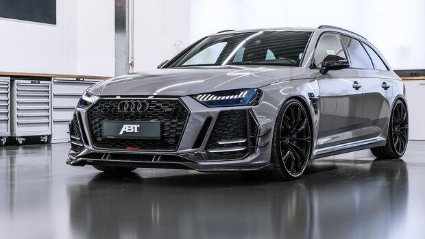Abt Audi RS6-R Retusche 2020