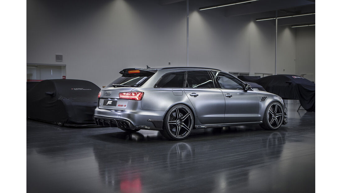 Abt-Audi RS6-R Tuning Genf