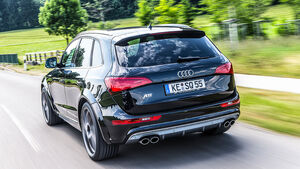 Abt Audi SQ5 TDI - Tuning