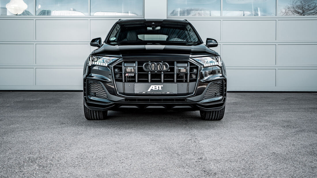 Abt-Audi SQ7 - SUV - Diesel - V8-Turbo