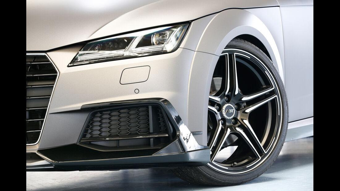 Abt-Audi TT, Frontansicht, Kühlergrill