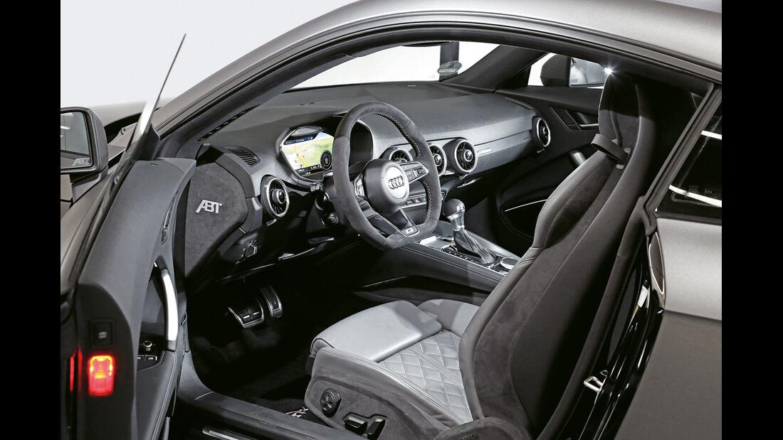 Abt-Audi TT, Heckspoiler