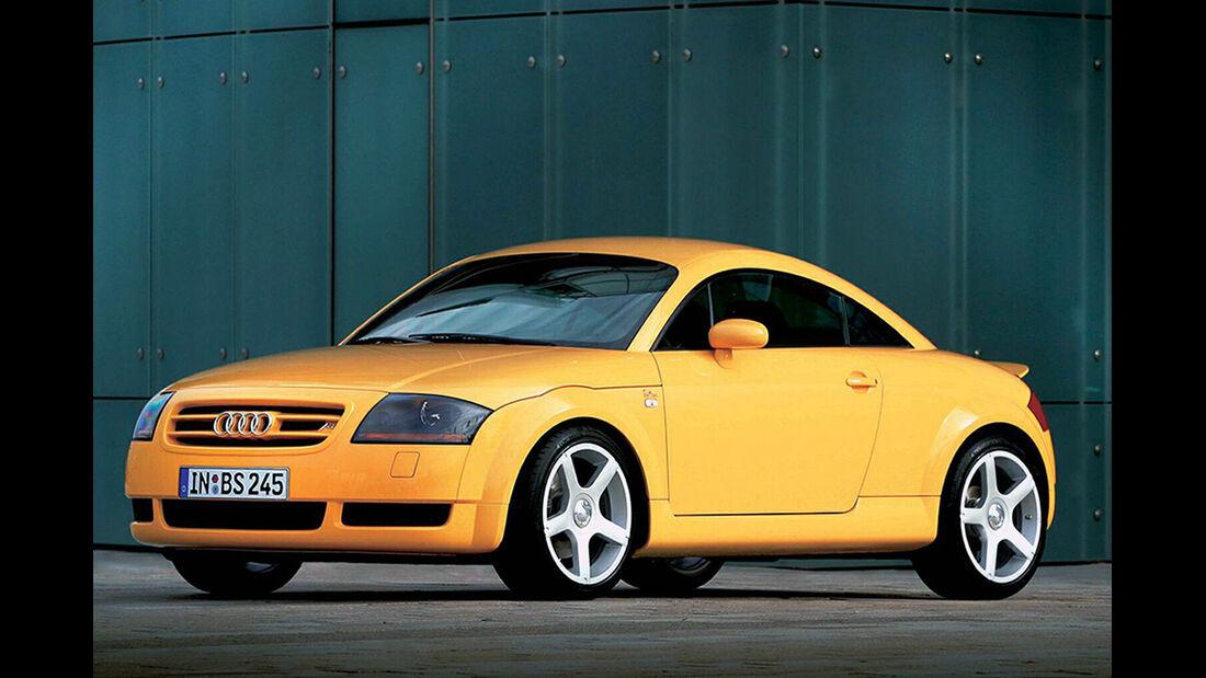 Abt Audi TT Limited, 2002
