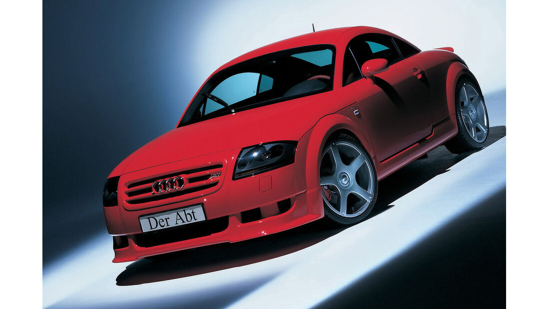 Abt Audi TT Limited II, 2002