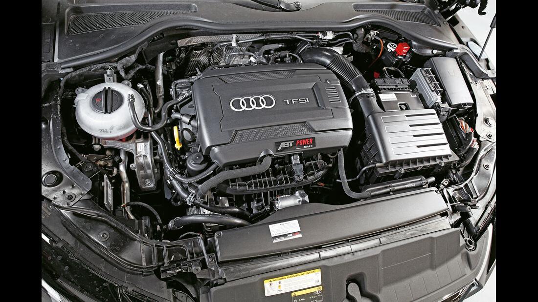 Abt-Audi TT, Motor