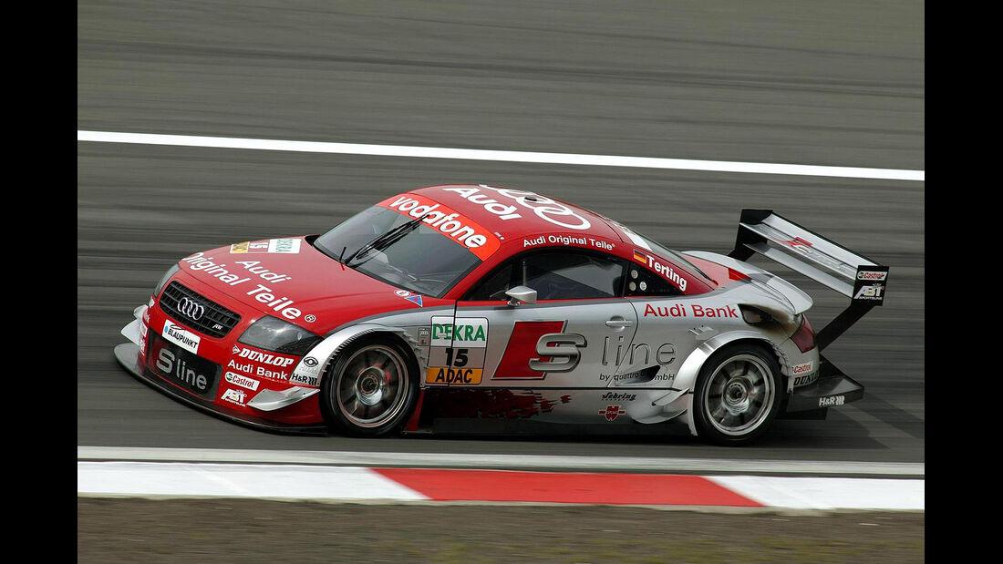 Abt Audi TT-R, DTM, 2000