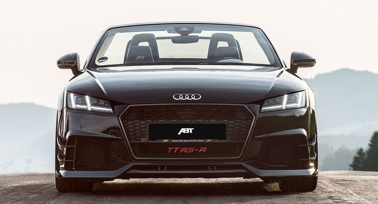 Abt Audi TT RS-R Roadster