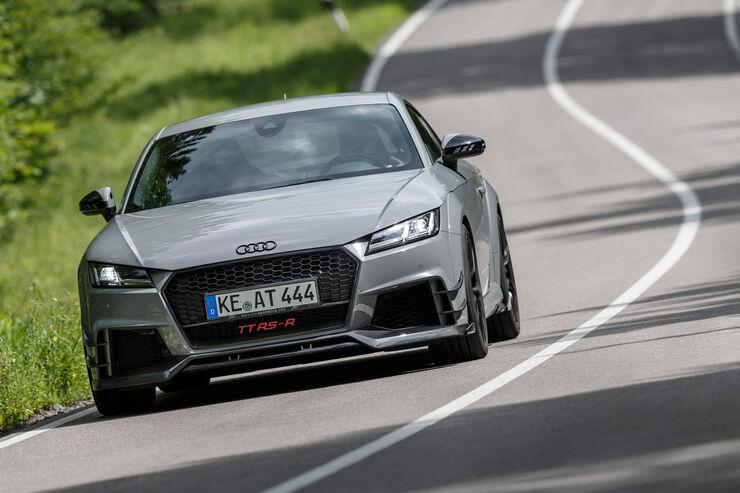 Abt Audi TT RS-R Tuning Fahrbericht