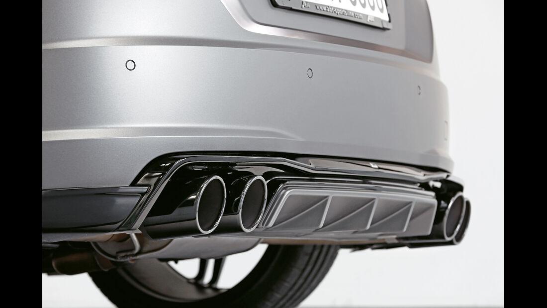 Abt-Audi TT, Rad, Felge