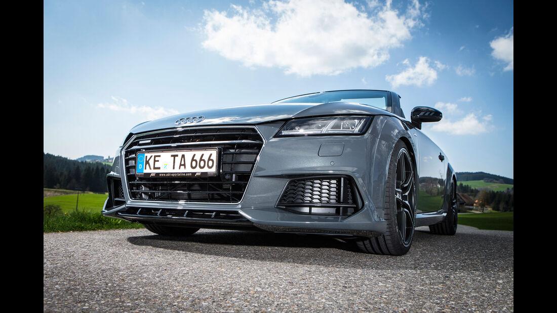 Abt Audi TT Roadster - Tuning - Roadster
